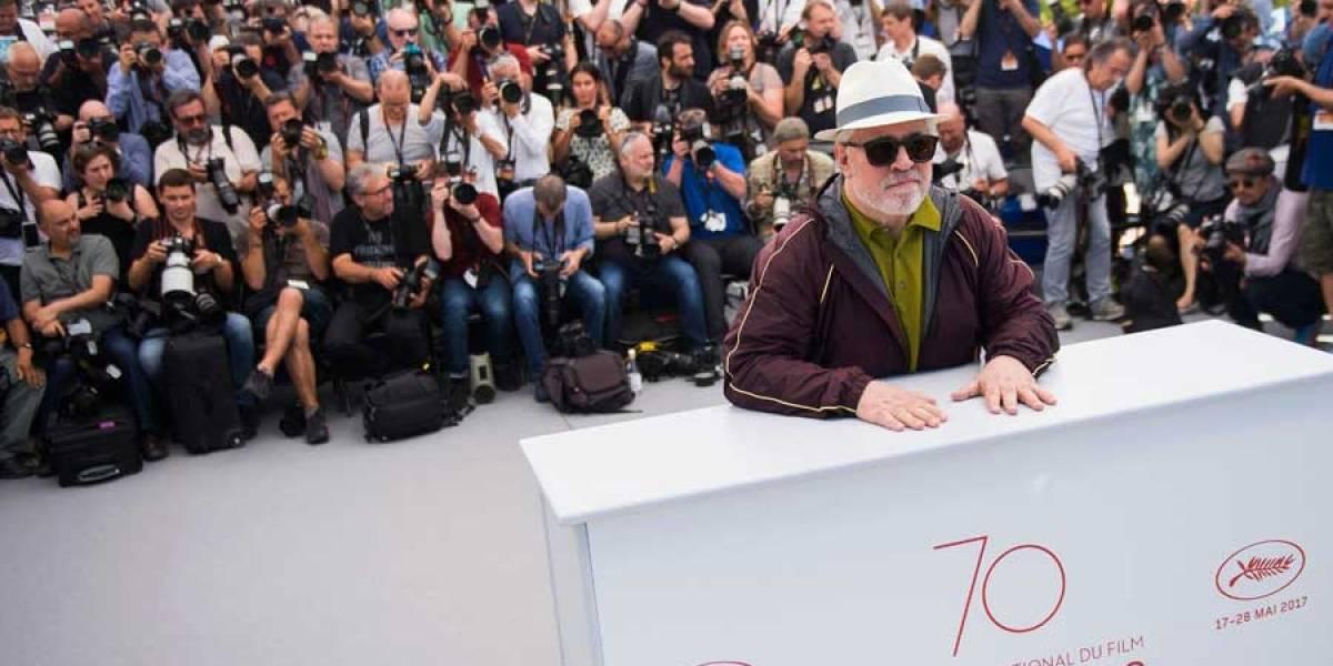Pedro Almodóvar inaugura un sensible Festival de Cine de Cannes