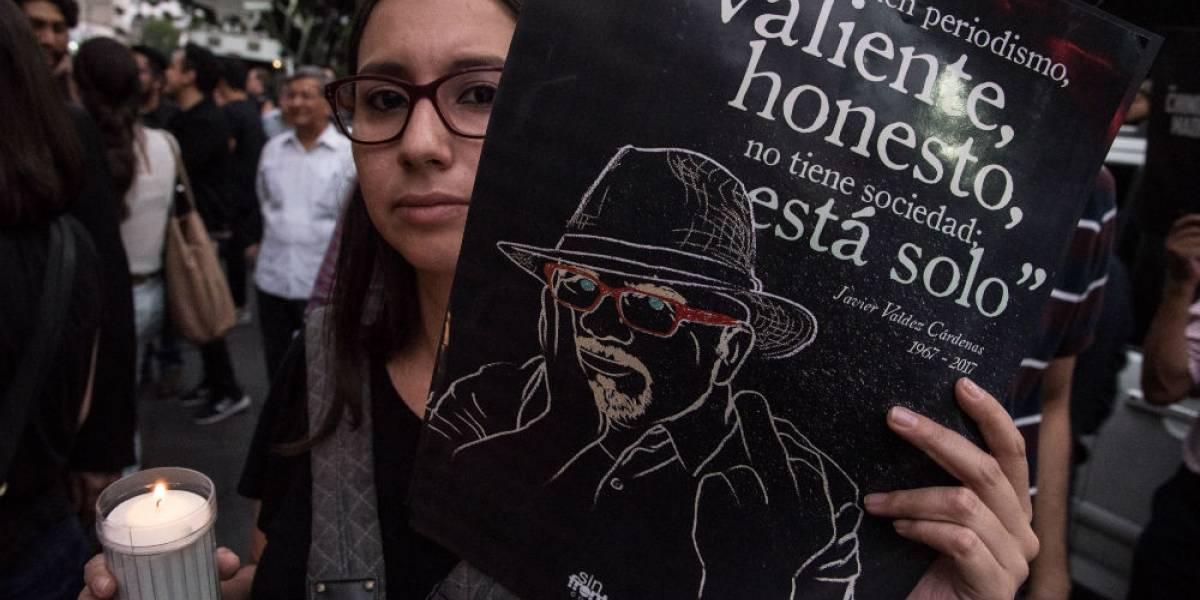 Peña Nieto anuncia estrategia contra crímenes a periodistas