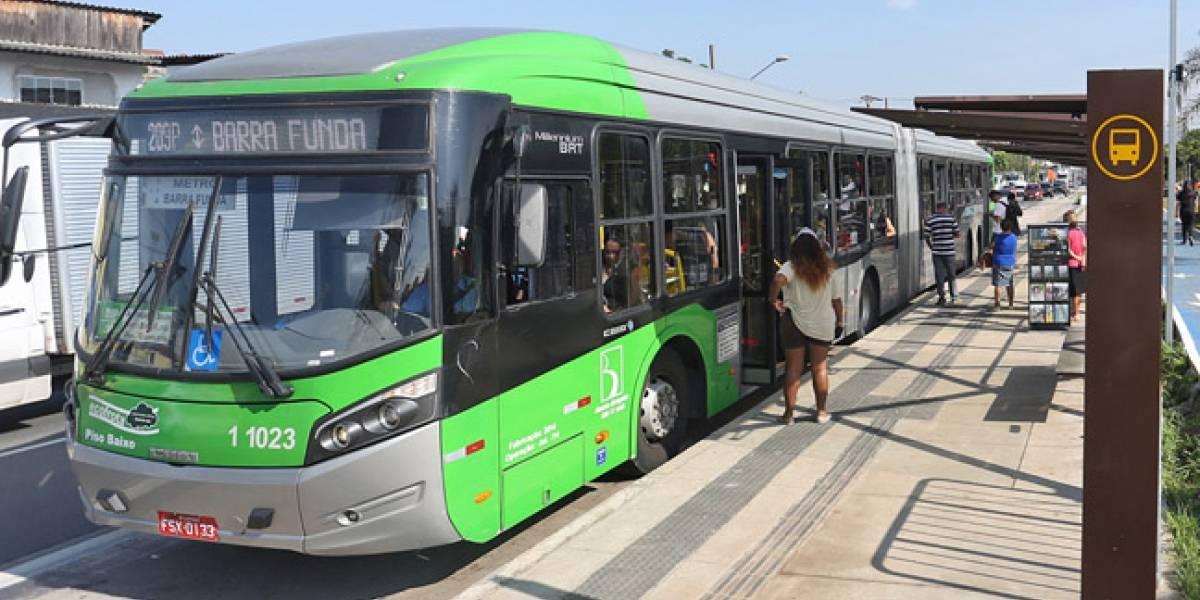 Motoristas de ônibus de São Paulo podem entrar em greve ainda esse mês