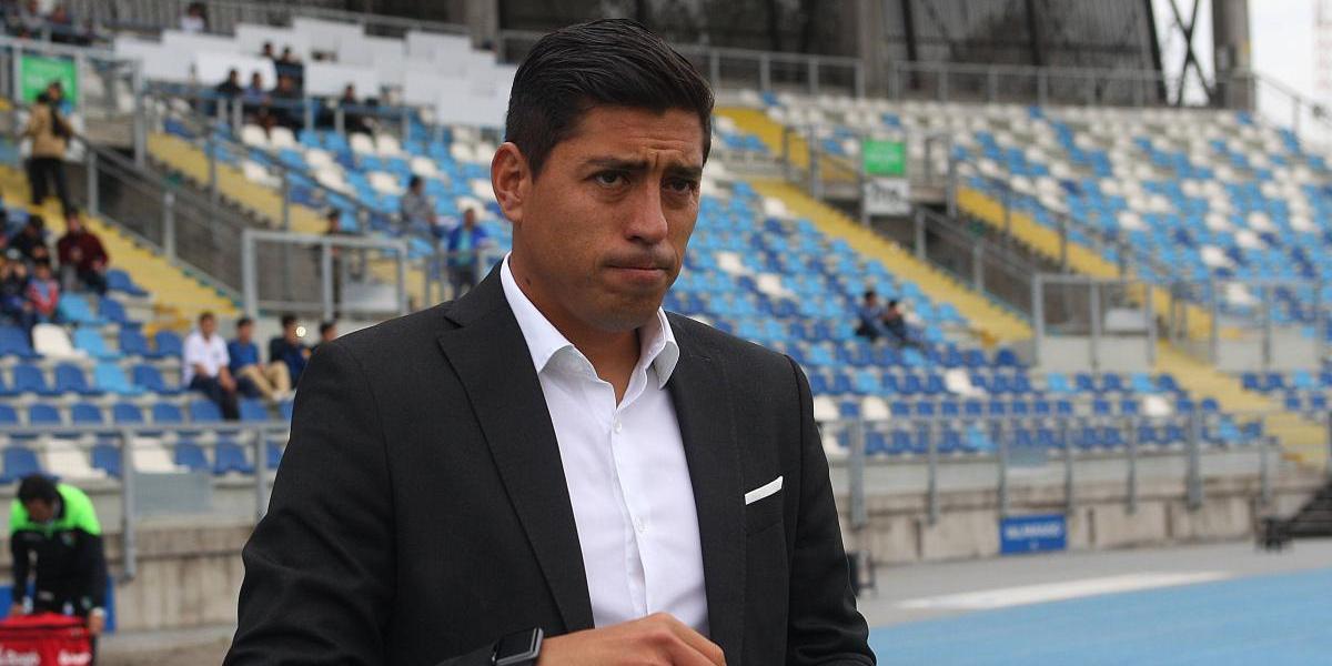 """Ezequiel Luna aprueba la llegada de Córdova a Wanderers: """"Es el mejor entrenador de Chile"""""""