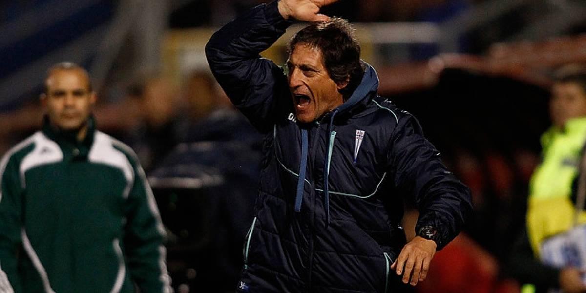 """Mario Salas totalmente frustrado: """"Nos llegó muy fuerte este mazazo"""""""
