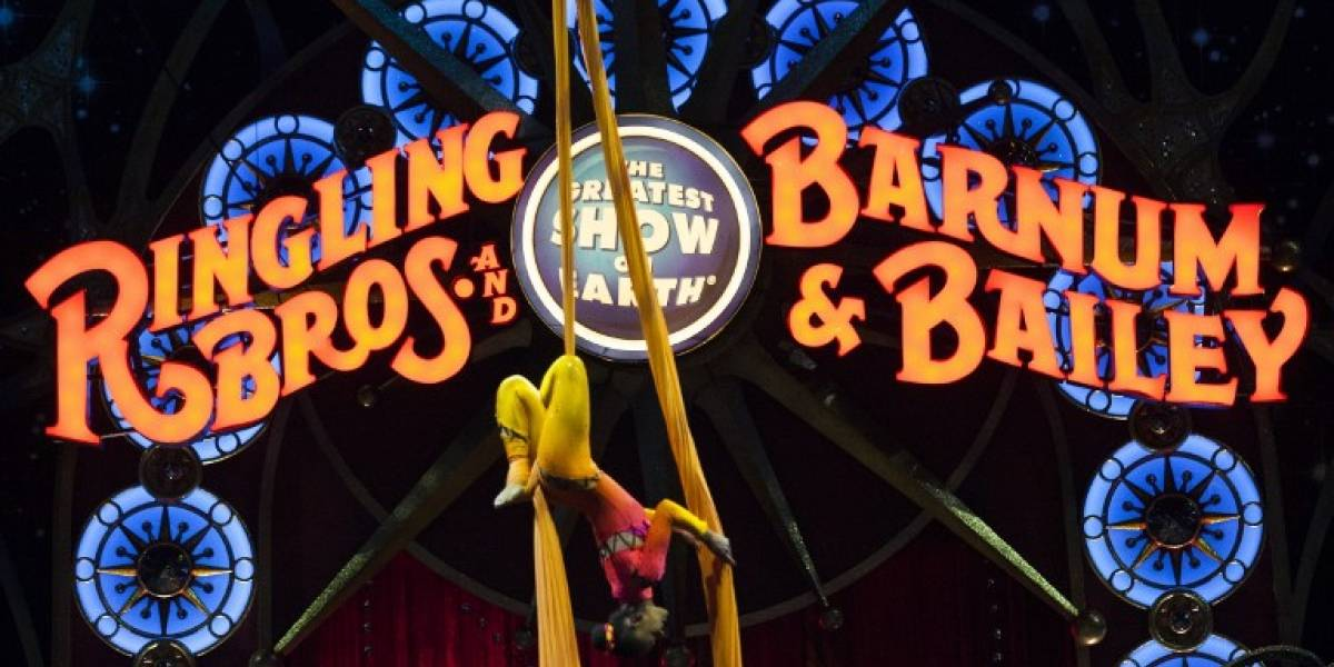 El legendario circo Ringling Bros vive sus últimos días