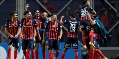 Flamengo leva virada do San Lorenzo no último lance e é eliminado