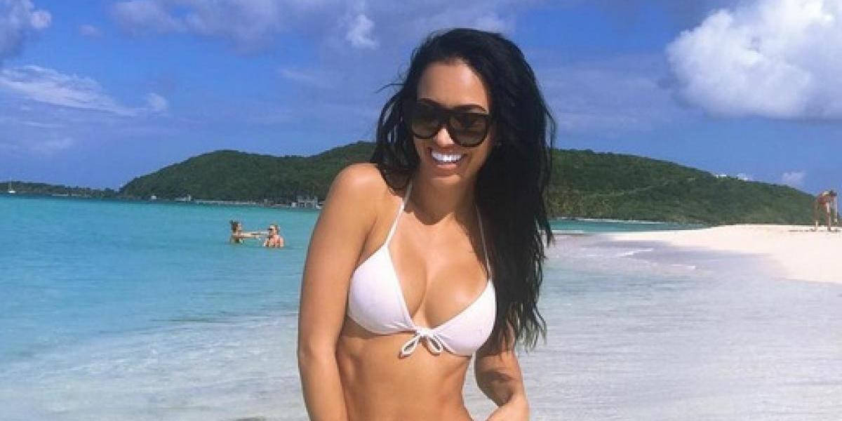 Bre Tiesi, la sexy novia de Johnny Manziel