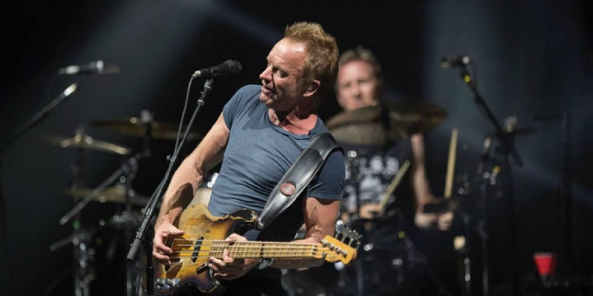 FOTOS: Así se vive el concierto de Sting en CDMX