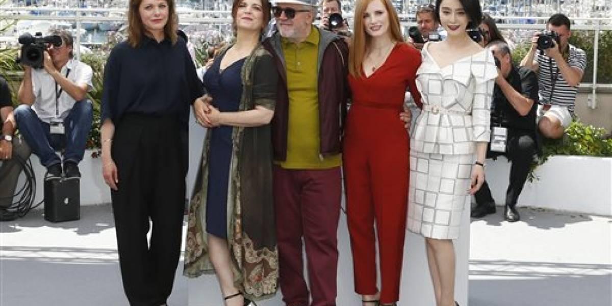 Así fue la inauguración del 70 Festival de Cannes