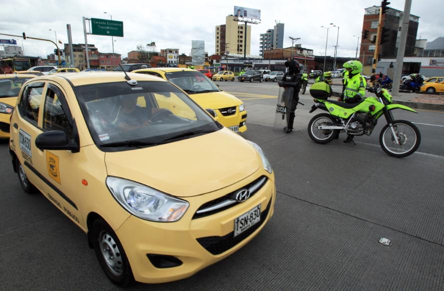 Menor de edad robaba a taxistas en la localidad de Rafael Uribe Uribe