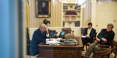 Casa Blanca en crisis por presiones de Trump al exdirector del FBI