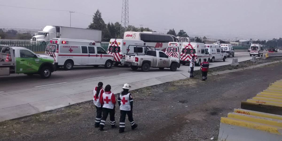 Detienen a un presunto responsable de ataque a familia en la autopista México-Puebla