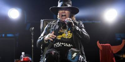 Festival reúne en Chile a The Who y Guns N' Roses
