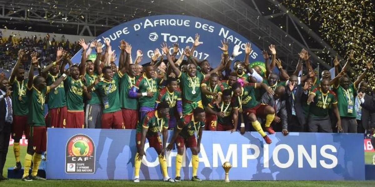 El desconocido plantel de Camerún que enfrentará a Chile en la Copa Confederaciones