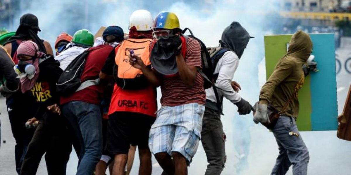 La crisis en Venezuela según el chavismo