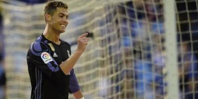 Cristiano Ronaldo se enojó: El