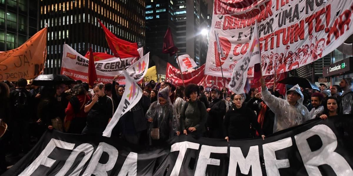 Crisis política en Brasil: ministros de Cultura y Ciudades renuncian