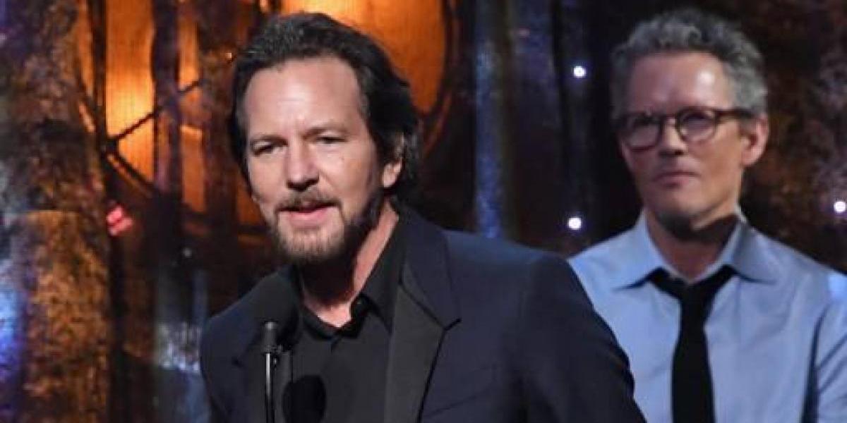 "Grunge: Redes sociales estallan para ""proteger"" a Eddie Vedder tras muerte de Chris Cornell"