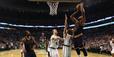 Cleveland Cavaliers da el primer golpe ante Boston Celtics en los playoffs de la NBA