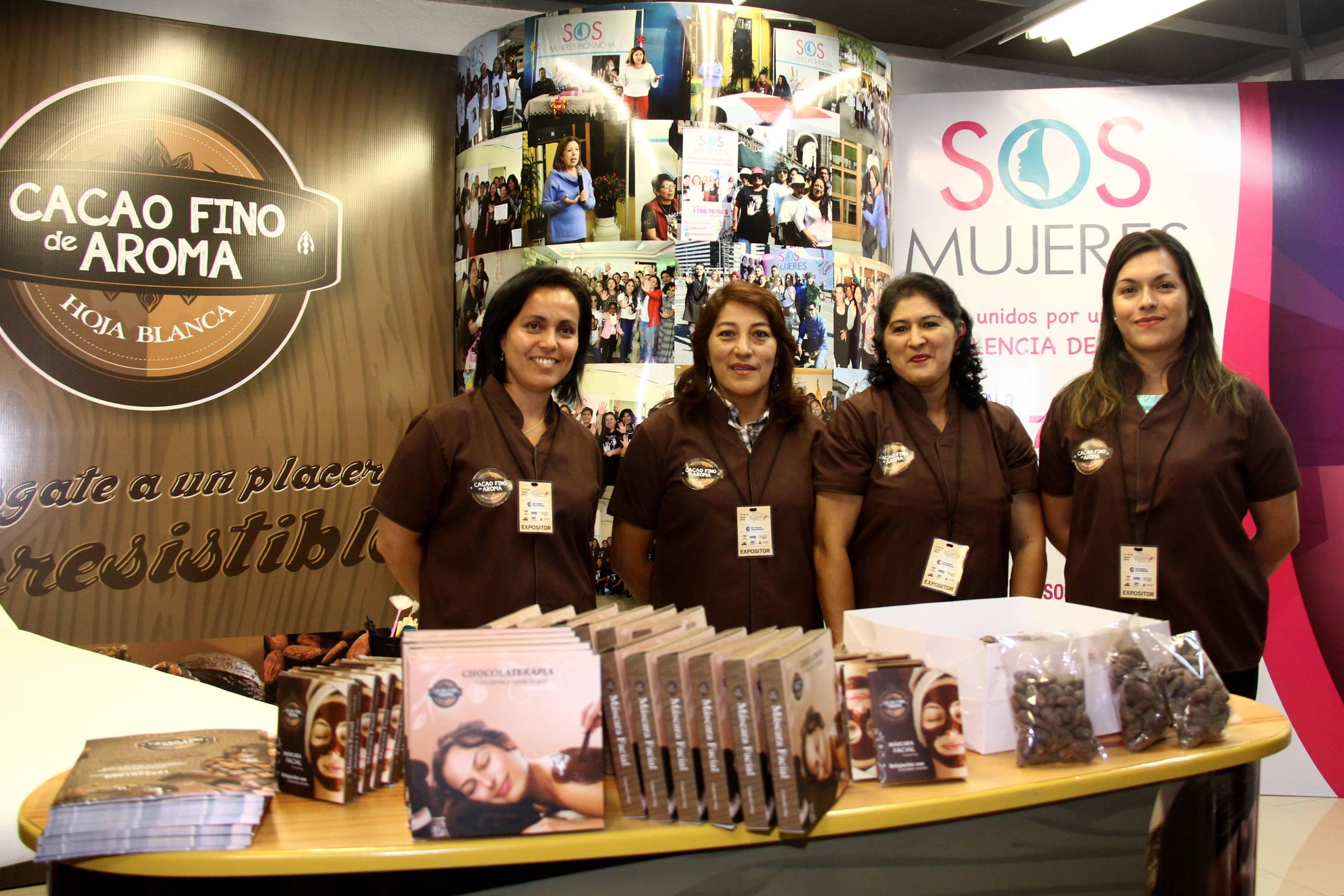 Cacaoteros participarán en VIII salón del cacao