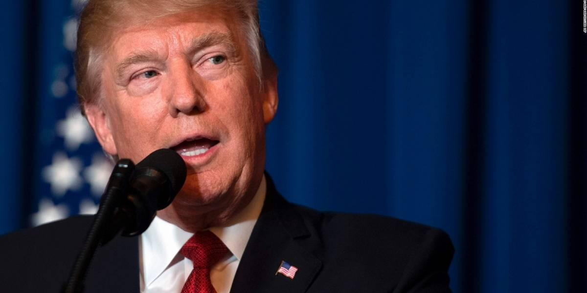 """Trump denuncia una """"caza de brujas"""" por fiscal en Caso FBI"""