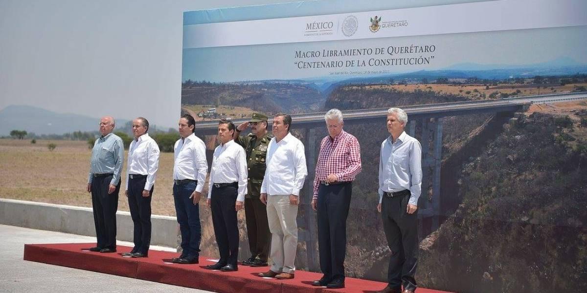 México apuesta en infraestructura para recibir mayor inversión: Peña Nieto