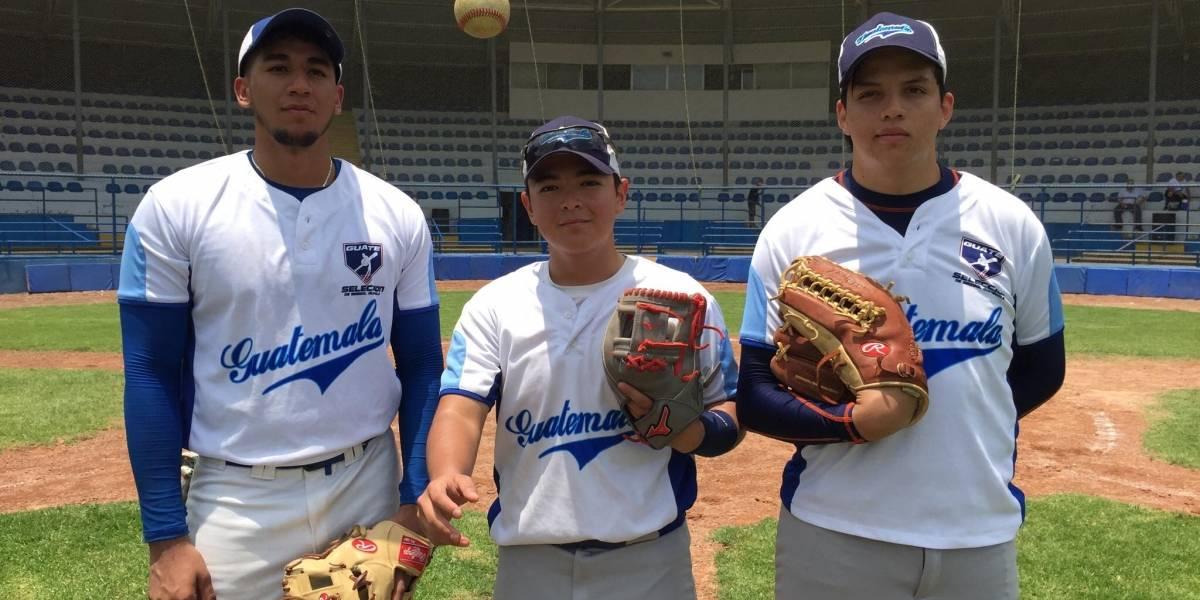Jóvenes beisbolistas nacionales persiguen un sueño en EE. UU.