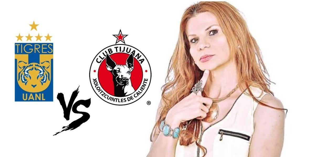 Mhonividente da a conocer quién gana del Tigres vs. Xolos