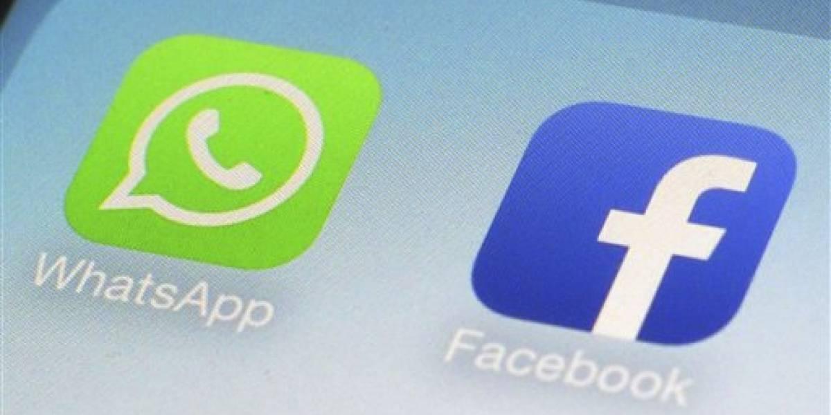 Multan a Facebook por información engañosa sobre WhatsApp