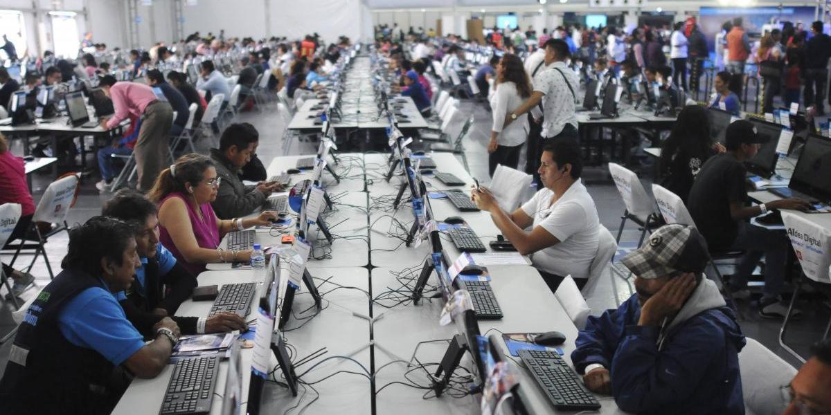 México ya tiene 70 millones de usuarios de internet