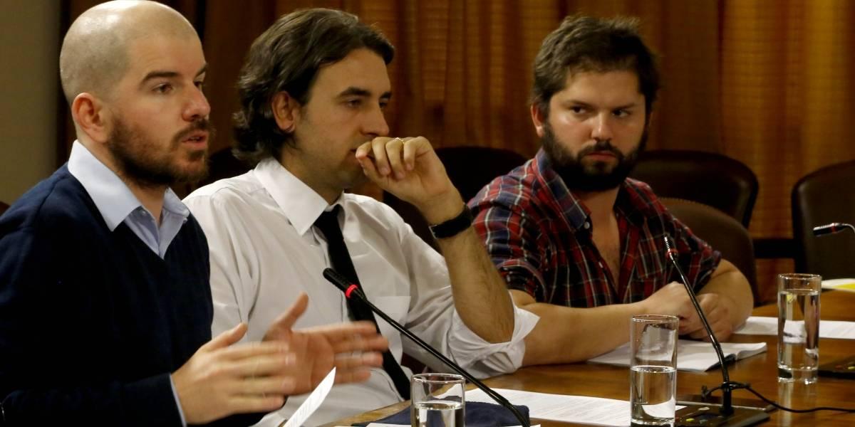 Hace tres años duerme en el Congreso proyecto para bajar dietas parlamentarias
