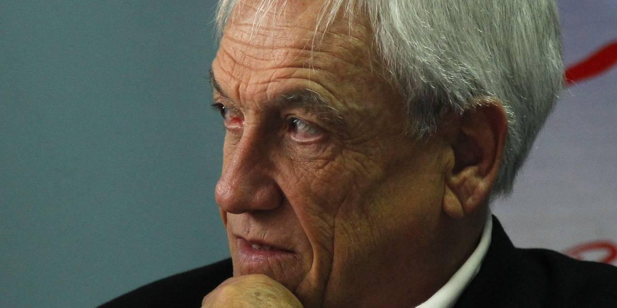 Piñera se excusa de asistir a comisión Exalmar
