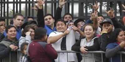 Universidad de Chile se consagró en un Nacional repleto