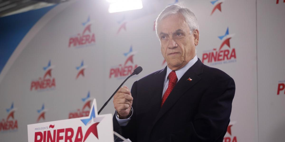 Piñera detalla patrimonio por US $800 millones