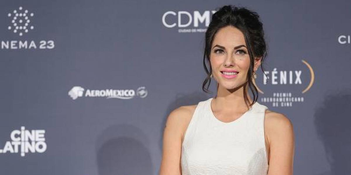 """Critican y tachan de """"sucia"""" a Bárbara Mori por una foto en Instagram"""