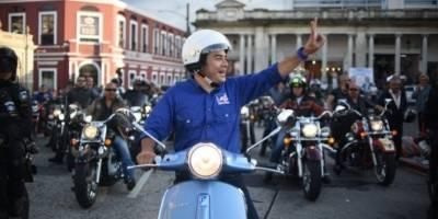 Suspenden al partido oficial por no pagar multa — Guatemala