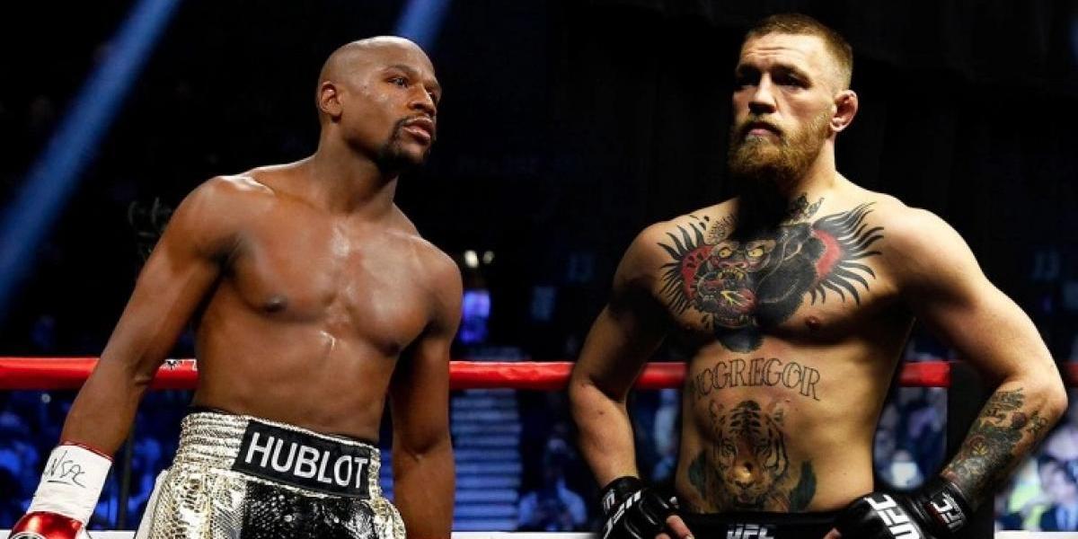 """Ya hay precontrato firmado para """"la pelea del siglo"""" entre Mayweather y McGregor"""