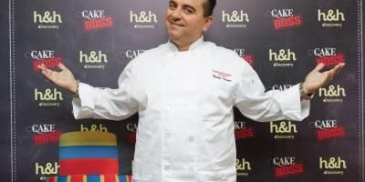 Buddy Valastro más que un pastelero, un artista