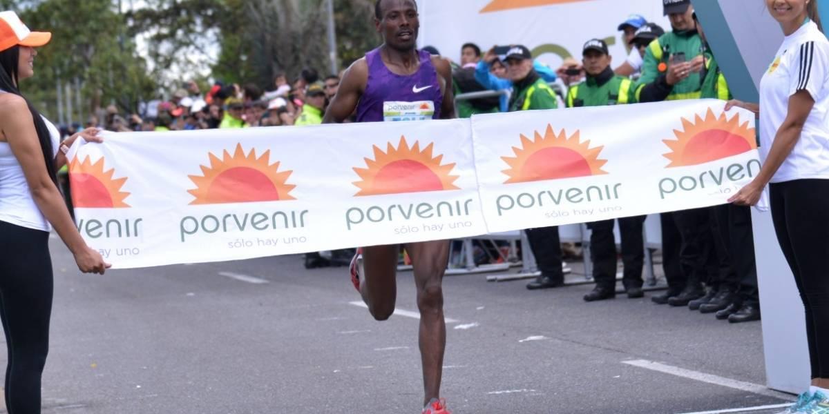 Se presentó oficialmente la Media Maratón de Bogotá para su versión 18