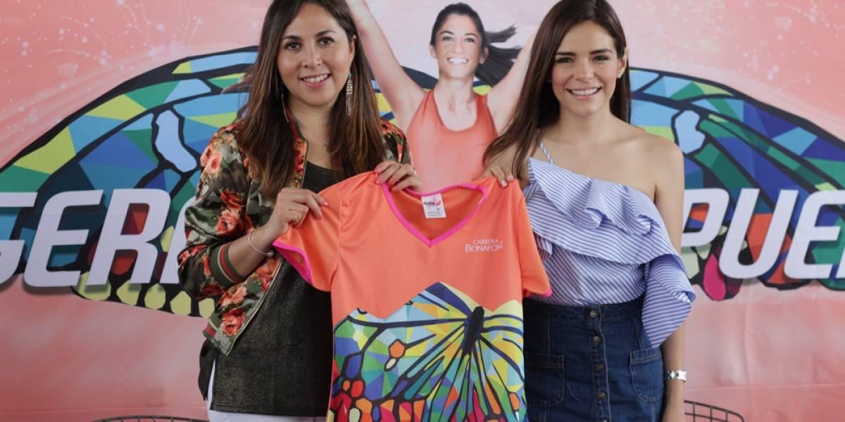 Reúne Carrera Bonafont a 70 mil mujeres en cinco estados