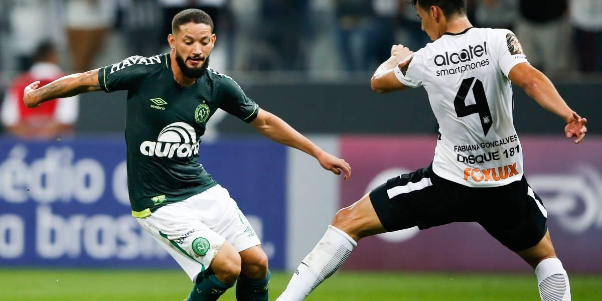 Chapecoense quedaría fuera de Copa Libertadores por tramposo