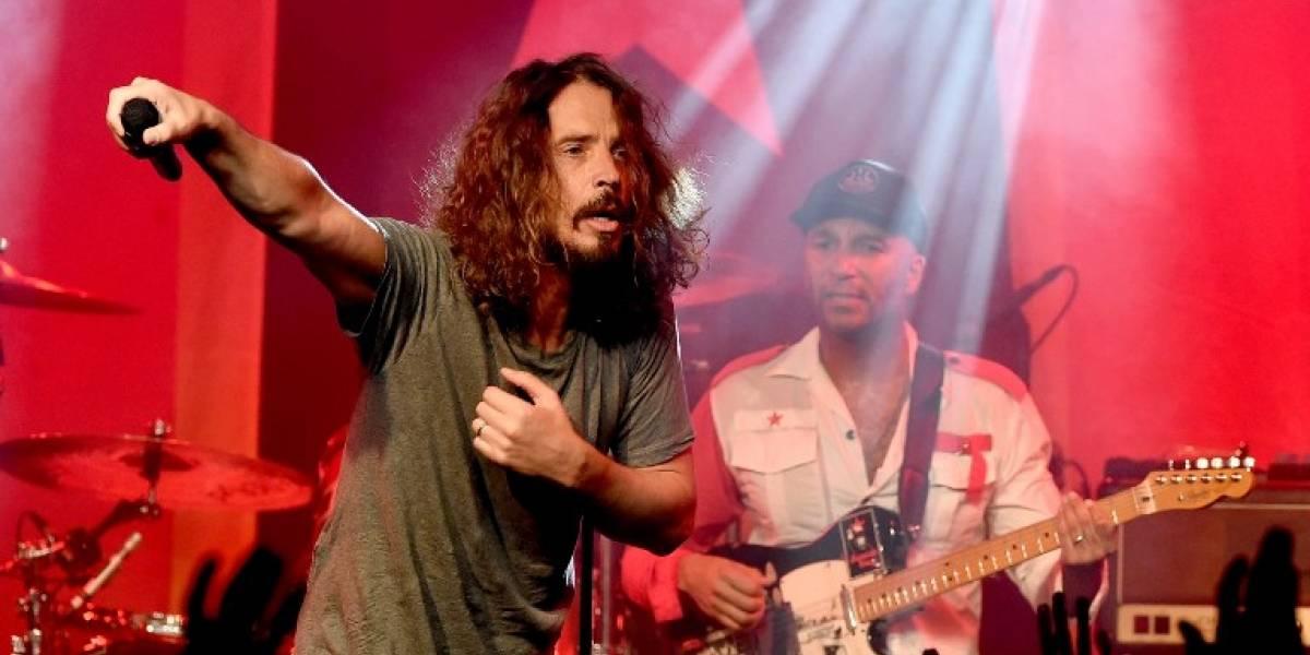 Fanáticos del rock y el mundo de la música impactados por muerte de Chris Cornell