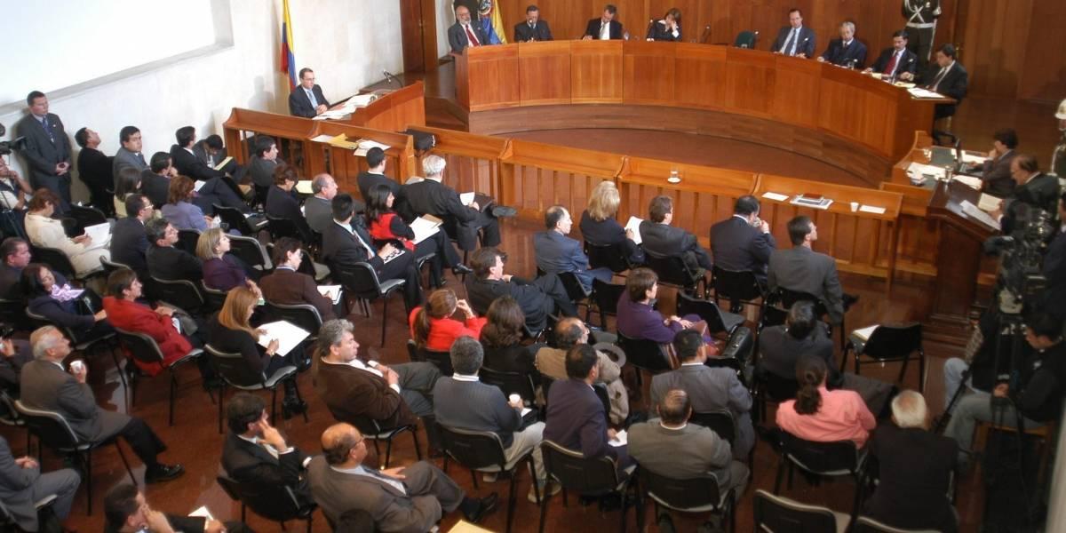 Corte Constitucional tumba otro artículo que se aprobó por fast track