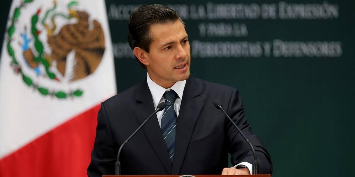 """Peña Nieto inaugura el Macrolibramiento de Querétaro """"Centenario de la Constitución"""""""