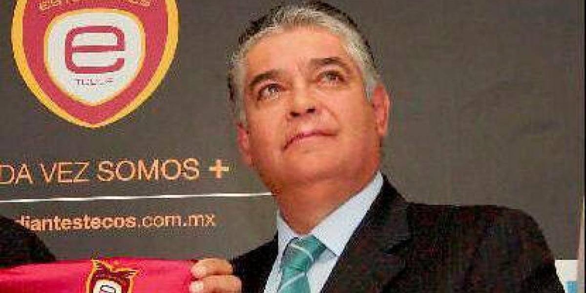 Fallece Carlos Leaño, ex presidente de Tecos