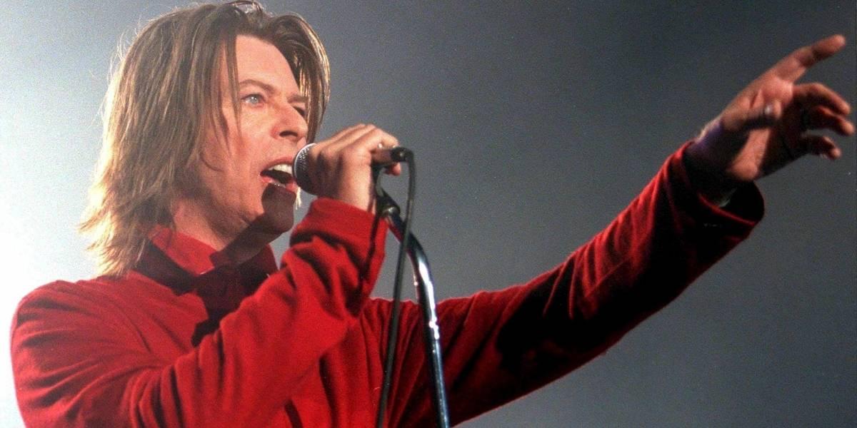 David Bowie fue el artista que más discos vendió en el Reino Unido en 2016