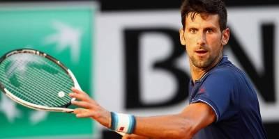 Djokovic sigue su avance en Masters 1000 de Roma