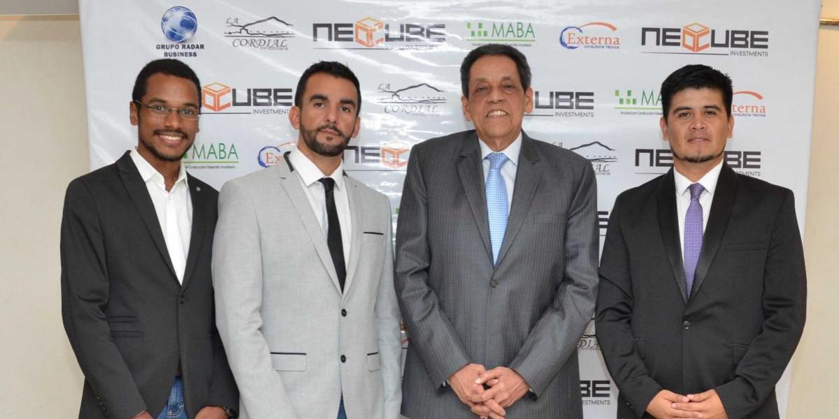 #TeVimosEn: Neocube Investments se instala en el país