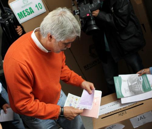 Un nuevo rumbo para la revocatoria de Enrique Peñalosa