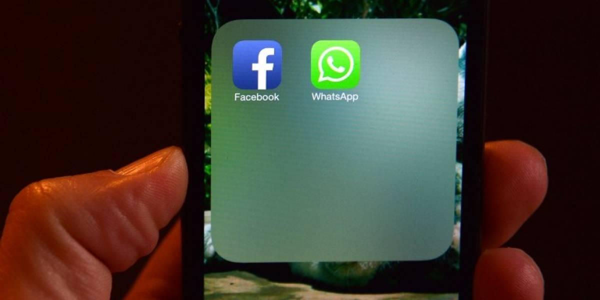 "Multan con 110 millones de euros a Facebook por dar datos ""engañosos"" en compra de Whatsapp"