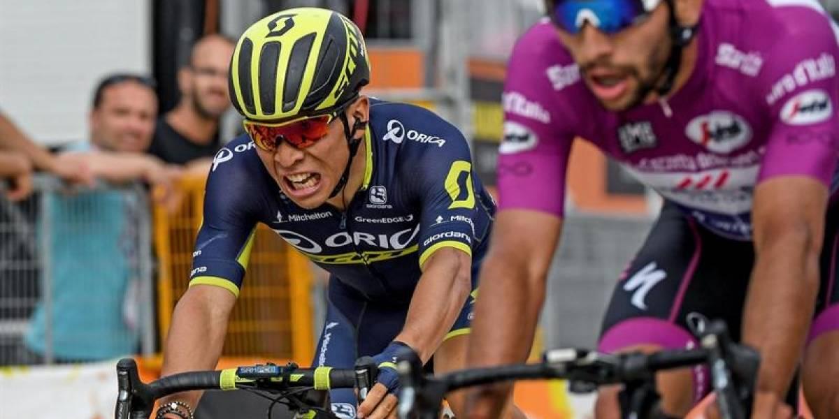 ¡Lo volvió a hacer! Fernando Gaviria ganó la etapa 12 del Giro de Italia