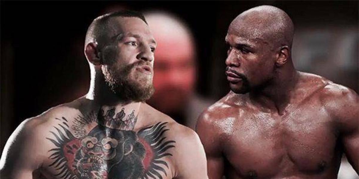 McGregor confirma la firma de un precontrato para pelea con Mayweather Jr.