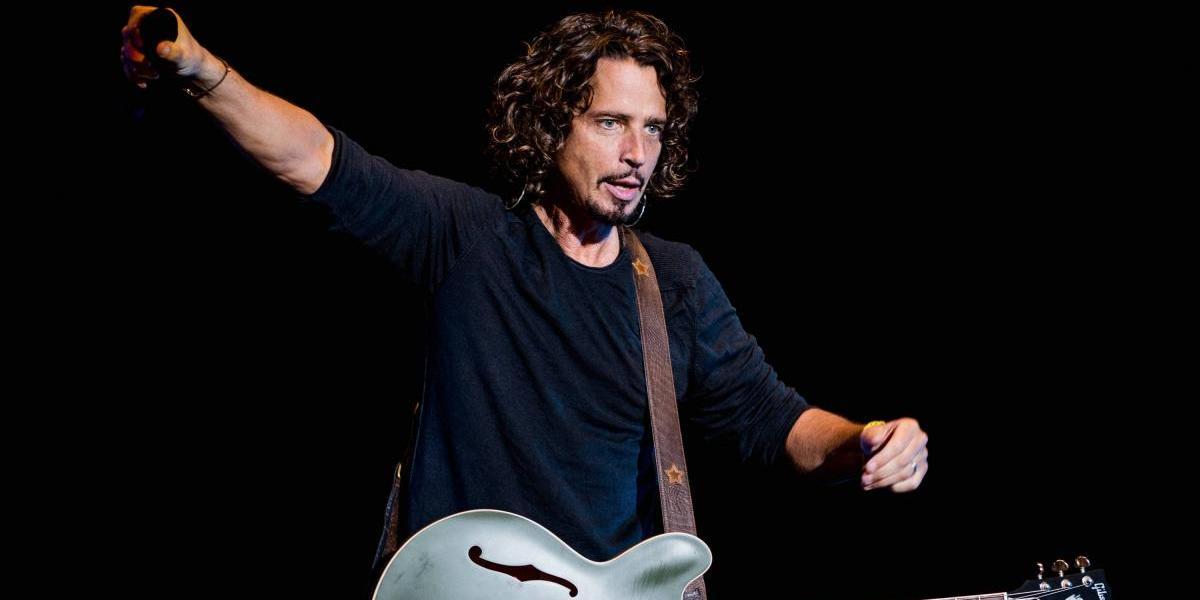 Murió Chris Cornell a los 52 años, vocalista de Soundgarden y Audioslave